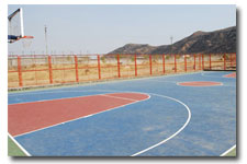 Basketball Courts - D Y Patil International School Pune